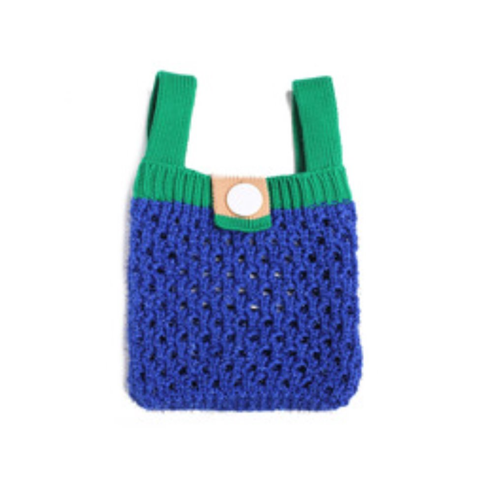 twinkle color mini bag blue